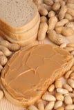 masło chlebowy arachid Zdjęcie Royalty Free