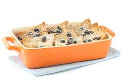 masło chlebowy pudding Obrazy Stock
