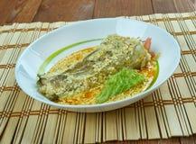 Mas riha. Fish curry of the Maldivian cuisine Royalty Free Stock Photos