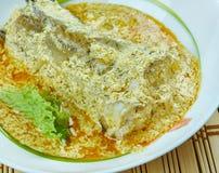 Mas riha. Fish curry of the Maldivian cuisine Royalty Free Stock Image