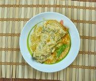 Mas riha. Fish curry of the Maldivian cuisine Royalty Free Stock Photo