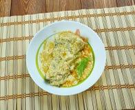 Mas riha. Fish curry of the Maldivian cuisine Royalty Free Stock Images