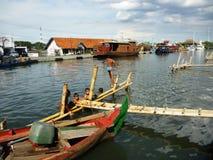 Mas Semarang de Tanjung Fotos de archivo
