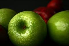 Maçãs verdes Imagem de Stock