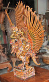 Mas Village Wood Carving Bali 02 Royaltyfri Foto
