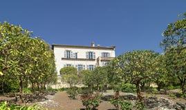 Mas von Provence lizenzfreies stockfoto