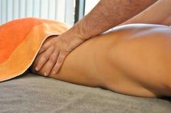 masaż. Zdjęcia Royalty Free