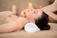 masaż Zdjęcie Royalty Free