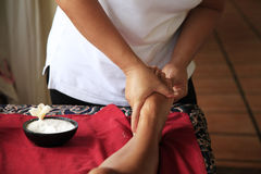 masaż Zdjęcia Stock