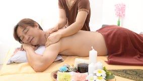 Masaż i zdrój: Tajlandzki masaż Obrazy Stock