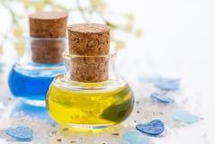 masażu olej obraz stock