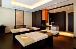 masażu pokój Zdjęcie Royalty Free