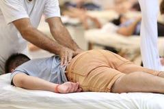 Masażu relaksu pojęcie obraz stock