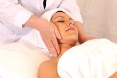 masaż Obraz Royalty Free