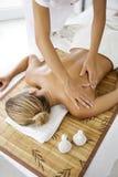 masaż Fotografia Stock