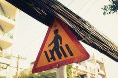 Masa kabel outside ulica Fotografia Royalty Free