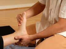 masaż stóp Fotografia Royalty Free