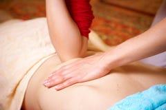 masaż tajlandzki Obrazy Stock