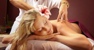 masaż tajlandzki Zdjęcia Royalty Free