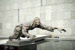 Masacre de Nangjing Imágenes de archivo libres de regalías