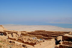 Masada Stock Photos