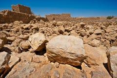 Masada Immagini Stock