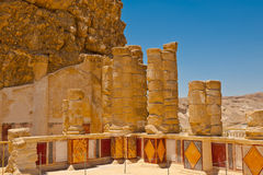 Masada Royalty Free Stock Photo