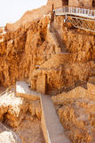 Masada Stock Photography