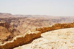 Masada immagini stock libere da diritti