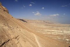 Masada Imagens de Stock Royalty Free
