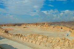 masada Fotografering för Bildbyråer