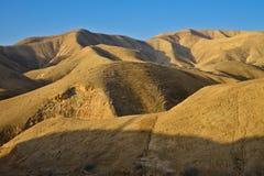 Masada-Berge, Israel Stockbilder