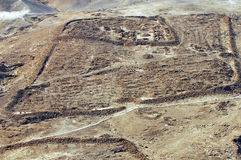 Masada Fortress Israel Royalty Free Stock Photo