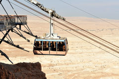 Masada Fortress Israel Stock Photography