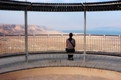Masada Fortress -  Israel Royalty Free Stock Image