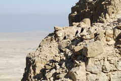 Masada, Israel Royalty Free Stock Photography