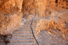 Masada, Israel Stock Photos