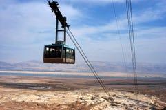 Masada - Israel foto de stock