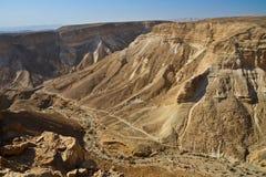 masada israel zdjęcie stock