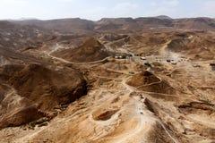Masada, Israel Stock Image