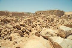 Masada in Israel Stock Images