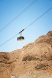 Masada in Israel Stock Photos