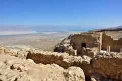 Masada, Israel Stock Photography