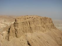 Masada. Judean Desert Stock Photos