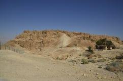 Masada park narodowy Fotografia Royalty Free