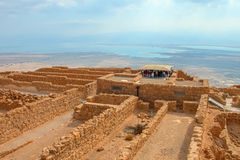 Masada Royalty Free Stock Photography