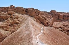 Masada stronghold - Israel Royalty Free Stock Photo