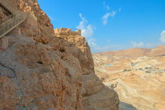 Masada Royalty Free Stock Photography