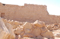 Masada Royalty Free Stock Image