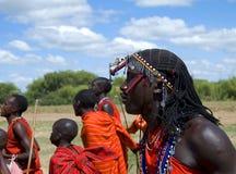 Masai Stockbilder